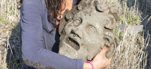 Researchers May Have Found An Ancient Sanctuary To Pagan God Pan