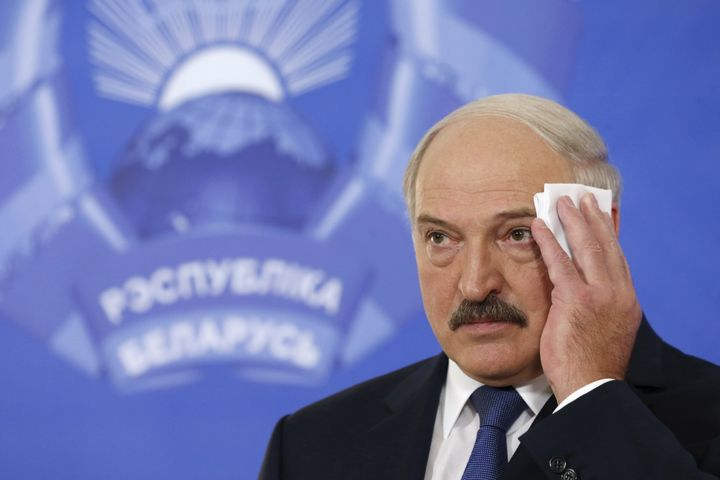 President Alexander Lukashenko has ruled Belarus for 22 years, jailing opponents and activists and keeping state control over