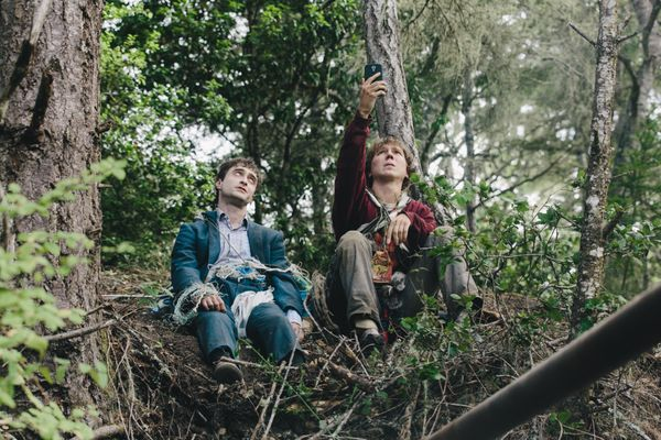 """Nothing that'sappeared on the bigscreen in 2016is more original or pure in its vision than """"Swiss Army Man,"""