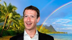 Mark Zuckerberg Listens To Native Hawaiian Concerns, Drops