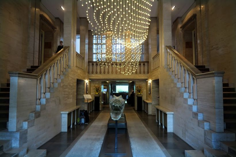 Das Stue Lobby