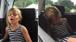 The Hilarious Reason This Girl Slept With Sunflower Seeds On Her