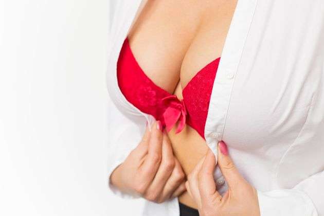 Women In Low-Cut Tops Are More Likely To Get Job