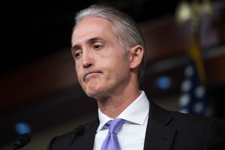 Rep. Trey Gowdy (R-S.C.), led the latest Republican probe of the 2012 Benghazi attack that killed Ambassador J. Christopher S