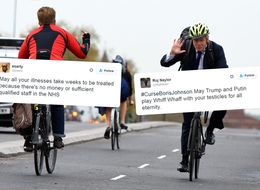Boris Johnson Is Being Cursed In Hilariously Inventive Ways On Twitter
