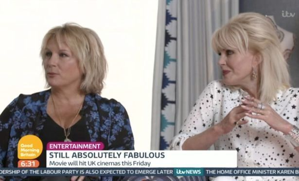 Joanna Lumley Does Not Want To Discuss Her Age,
