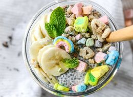 The Childhood Spin You Need To Put On Your Chia Pudding