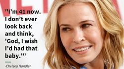 Chelsea Handler Opens Up About Having 2 Abortions At 16 In Powerful