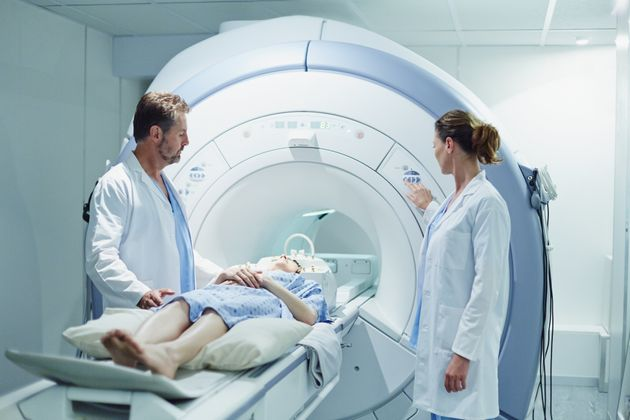 Helium is required for MRI machines. Professor Chris Ballentine of the University of Oxford called the...