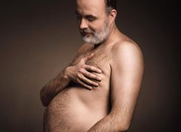 Men Recreate Maternity Photos In German Beer Ads, But 'Beer Bellies Are No Laughing Matter'