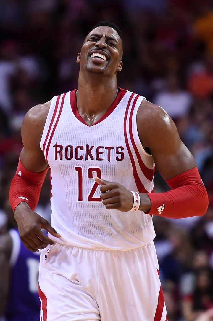 Dwight Howard declined his player option to remain in Houston and make $23.2 million next season.