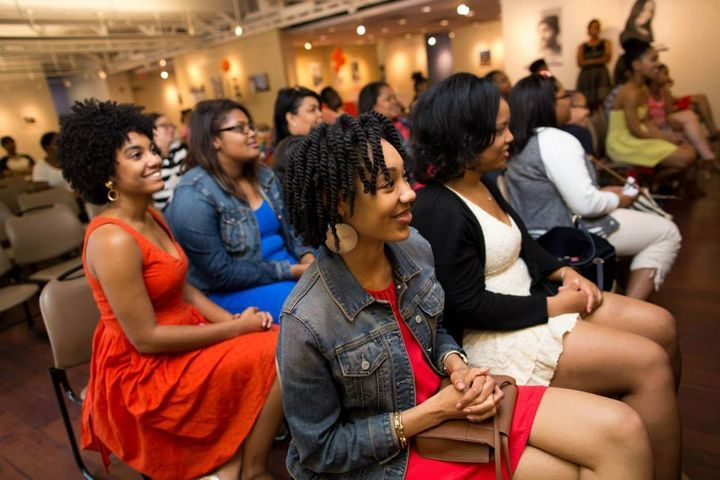Young women participate in 2015 EMPOwERgirlz Youth Program Closing Ceremony