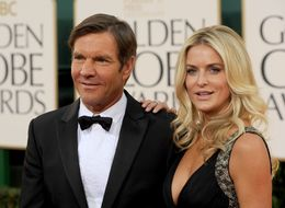 Dennis Quaid's Wife Kimberly Files For Divorce... Again