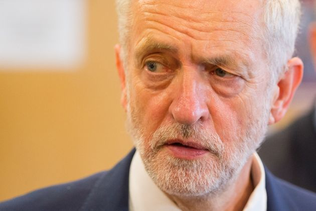 Jeremy Corbyn also hit out at the'vile racist