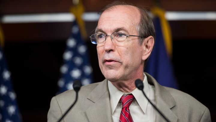 Rep. Scott Garrett (R-N.J.) has told his party it should not support gay candidates.