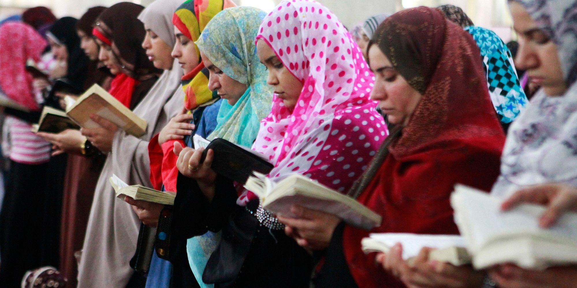 Why laylat al qadr is one of the holiest nights of ramadan - Perche le donne musulmane portano il velo ...