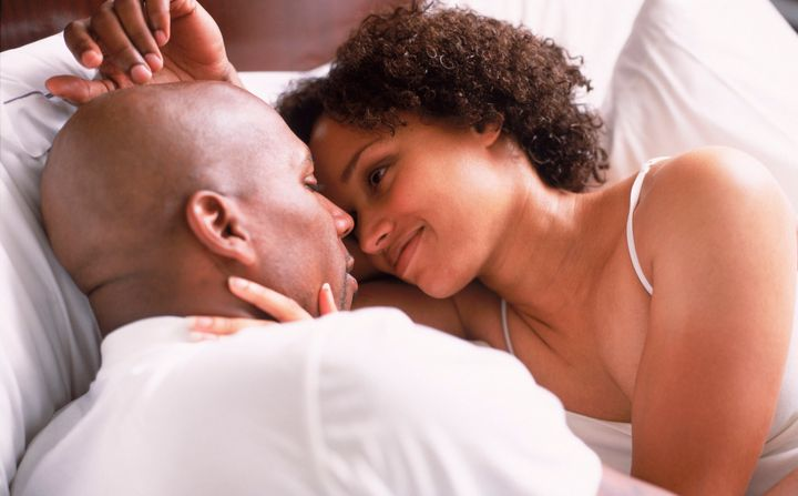 Get out of your head and really connect with your spouse.
