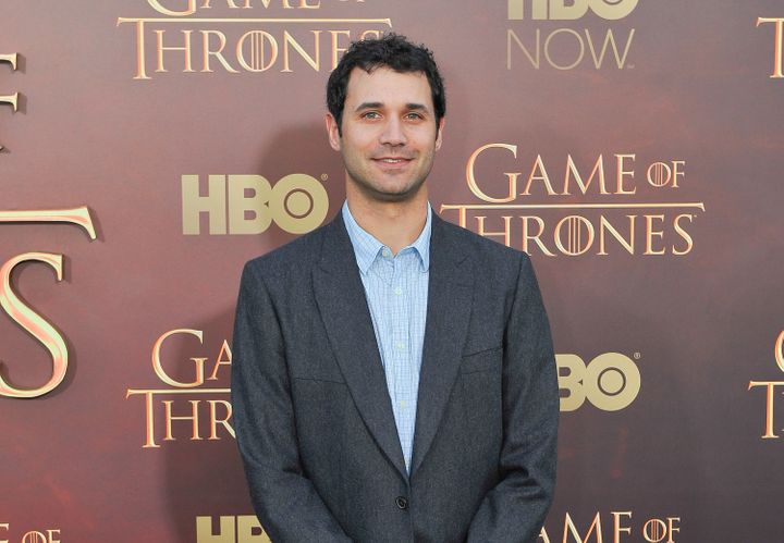 "Ramin Djawadi at the ""Game of Thrones"" Season 5 premiere in March 2015."