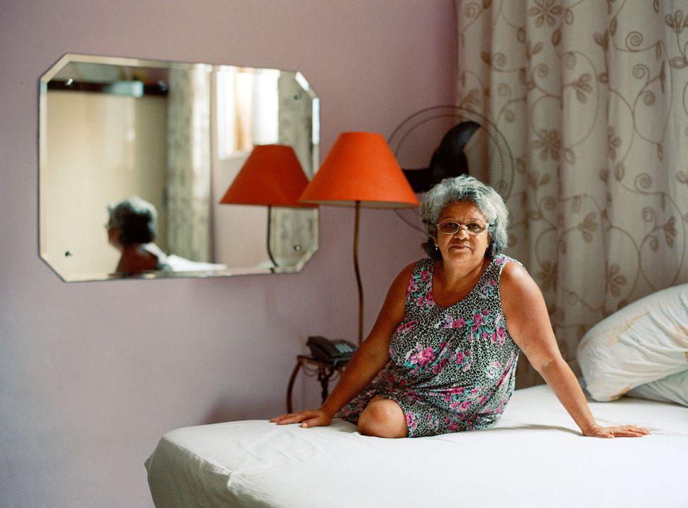 Dona Maria, Vila União, Rio de Janeiro,2015.