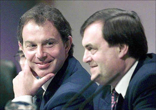 Tony Blair and John Prescott, who said