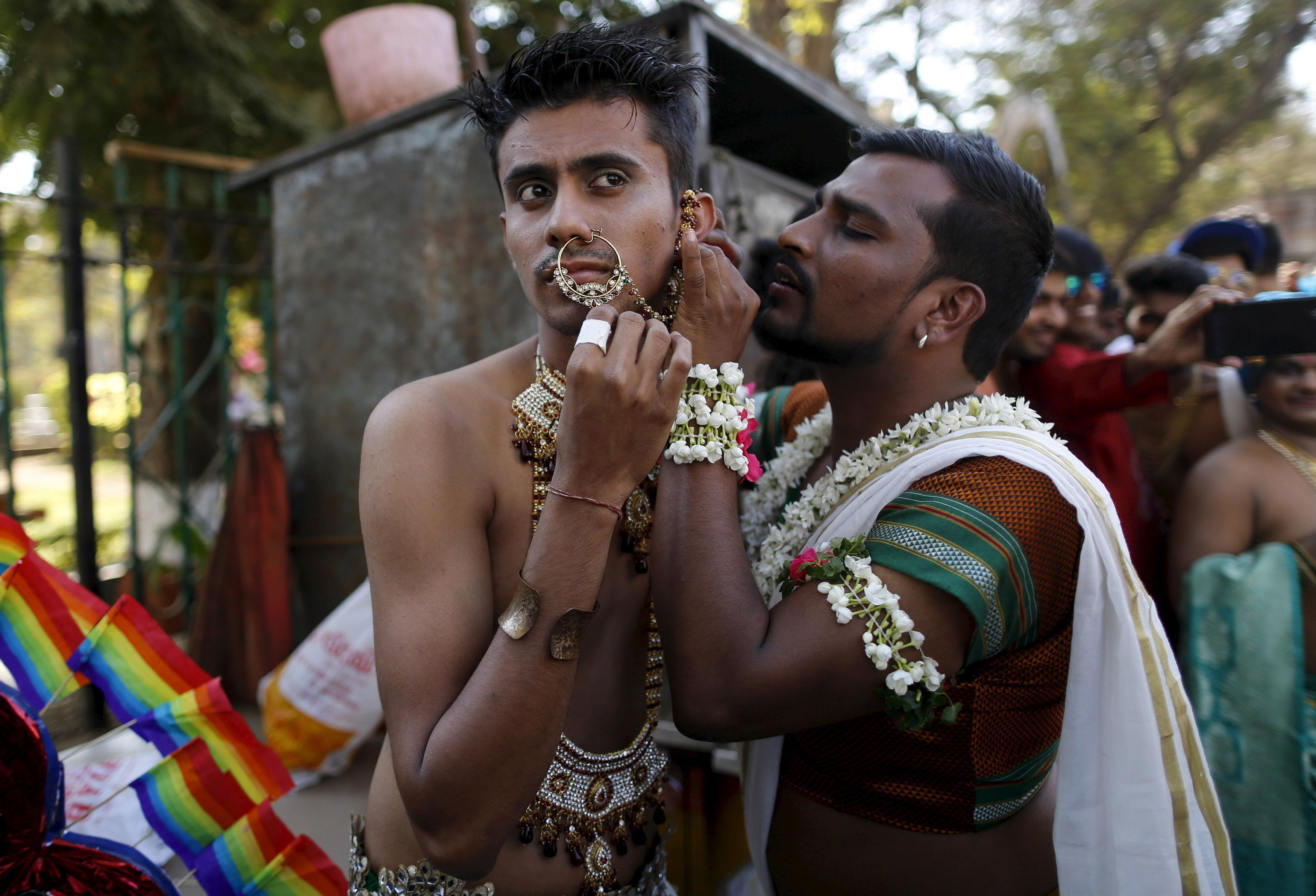 The decision is yet another setback for India's LGBT community.