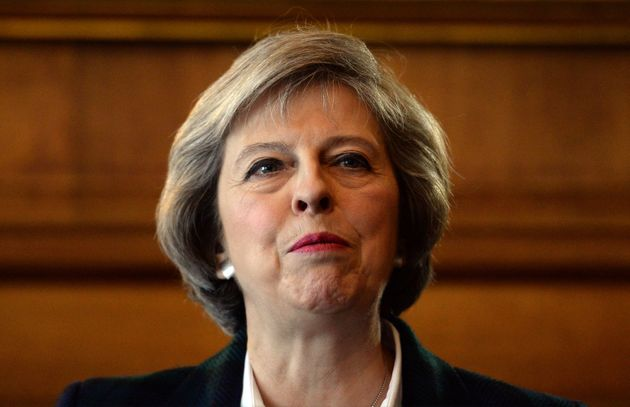 Theresa May Launches Tory Leadership Bid With Vow To Create 'Brexit'