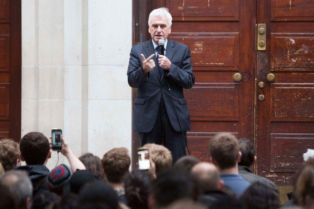 Jeremy Corbyn Victim Of Labour MP 'Lynch Mob,' Says John McDonnell Ahead Of Leadership