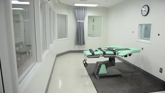 SAN QUENTIN, CALIFORNIA SEPTEMBER 21, 2010–A view of the new lethal injection chamber at San Quentin State Prison. The new facility costs $853.  (Photo by Wally Skalij/Los Angeles Times via Getty Images)