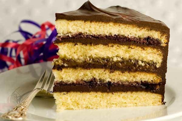 <p>Mmmmm....cake.</p>