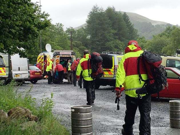 Missing Brecon Beacons School Children Were Never Missing Says