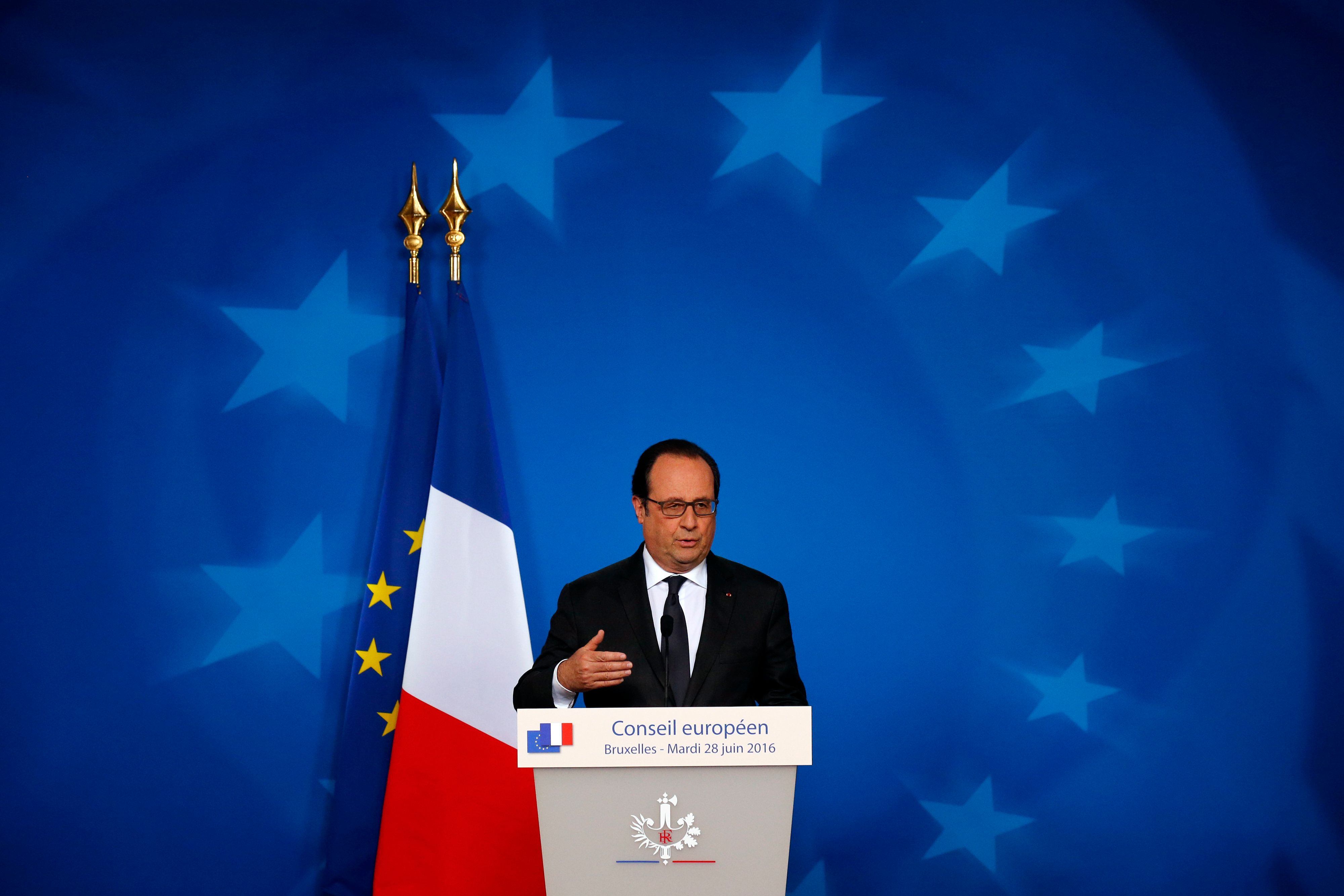 French President Francois Hollande saidnext year's presidential election will be the opportunity...