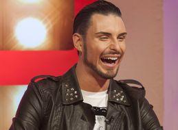 Rylan Recalls The Horrifying Moment His Lip Fillers Burst On Live TV