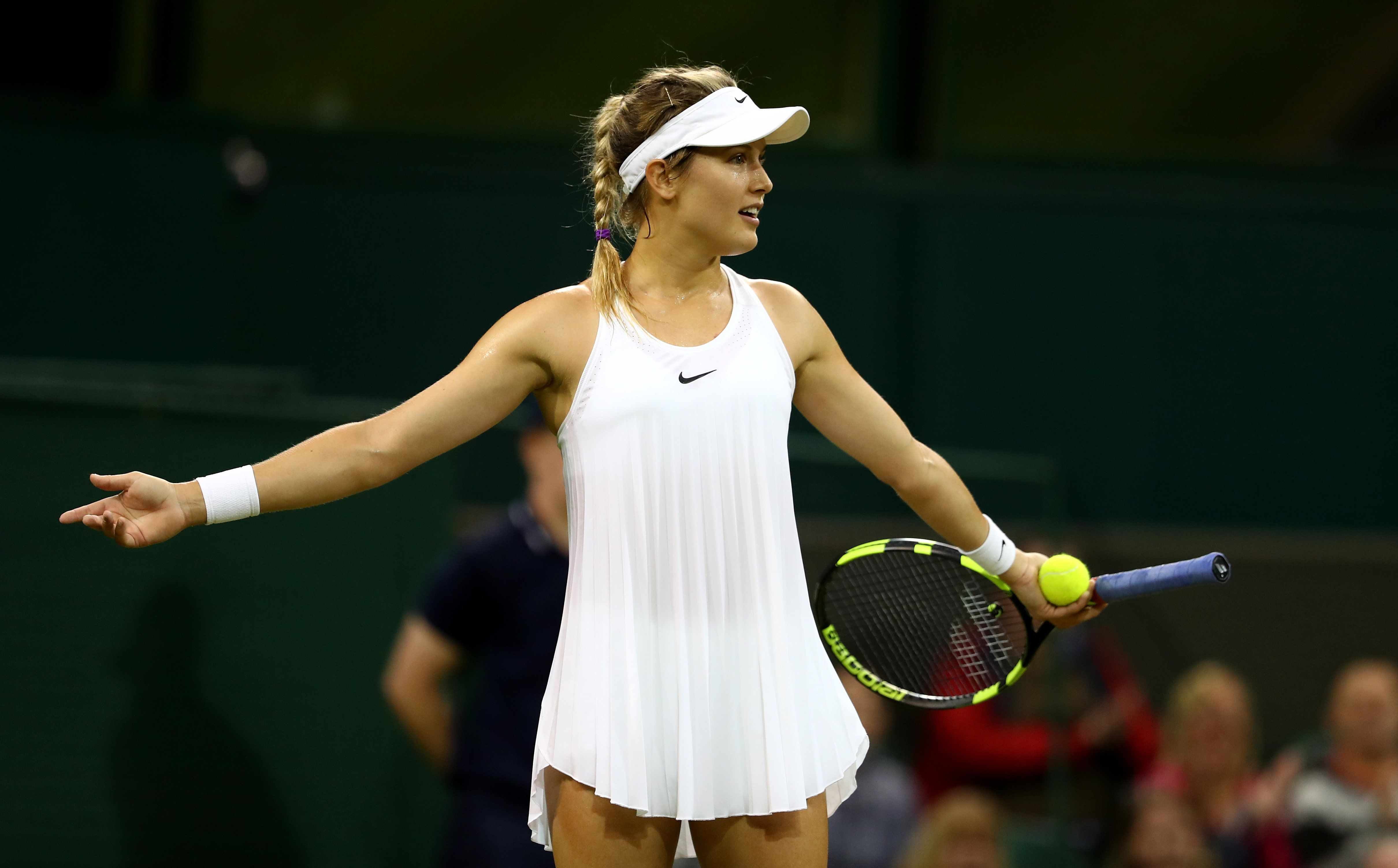 This Wimbledon Tennis Dress Is Making Some Players