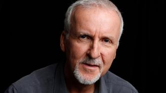 """Director James Cameron poses for a portrait in Manhattan Beach, California April 8, 2014. Cameron, best known as director of blockbuster films """"Titanic"""" and """"Avatar"""", has appealed to well-known Hollywood actors to act as correspondents for new Showtime documentary """"Years of Living Dangerously"""", which chronicles the human impact on the global climate and the consequences for humans of climate change. Picture taken April 8, 2014. To match story TELEVISION-CLIMATECHANGE/      REUTERS/Lucy Nicholson (UNITED STATES - Tags: ENTERTAINMENT ENVIRONMENT PROFILE PORTRAIT)"""