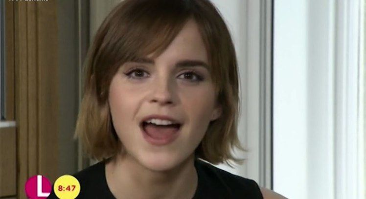 Emma Watson's Fabulous Ringtone Revealed In Interview