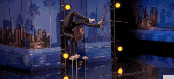 Teen Contortionist Shows Mind-Bending Skills On 'America's Got Talent'