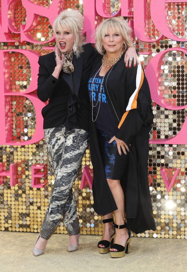 Jennifer Saunders and Joanna Lumley will be back as Eddy and