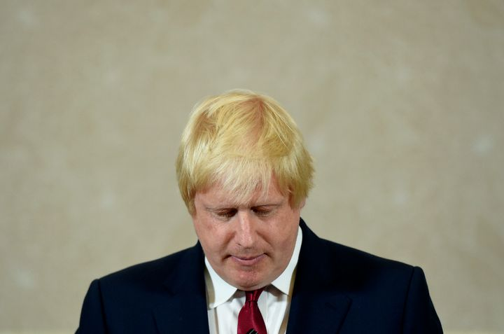 Boris Johnson pushed for Britain to leave the European Union, but he doesn't want to lead the country.