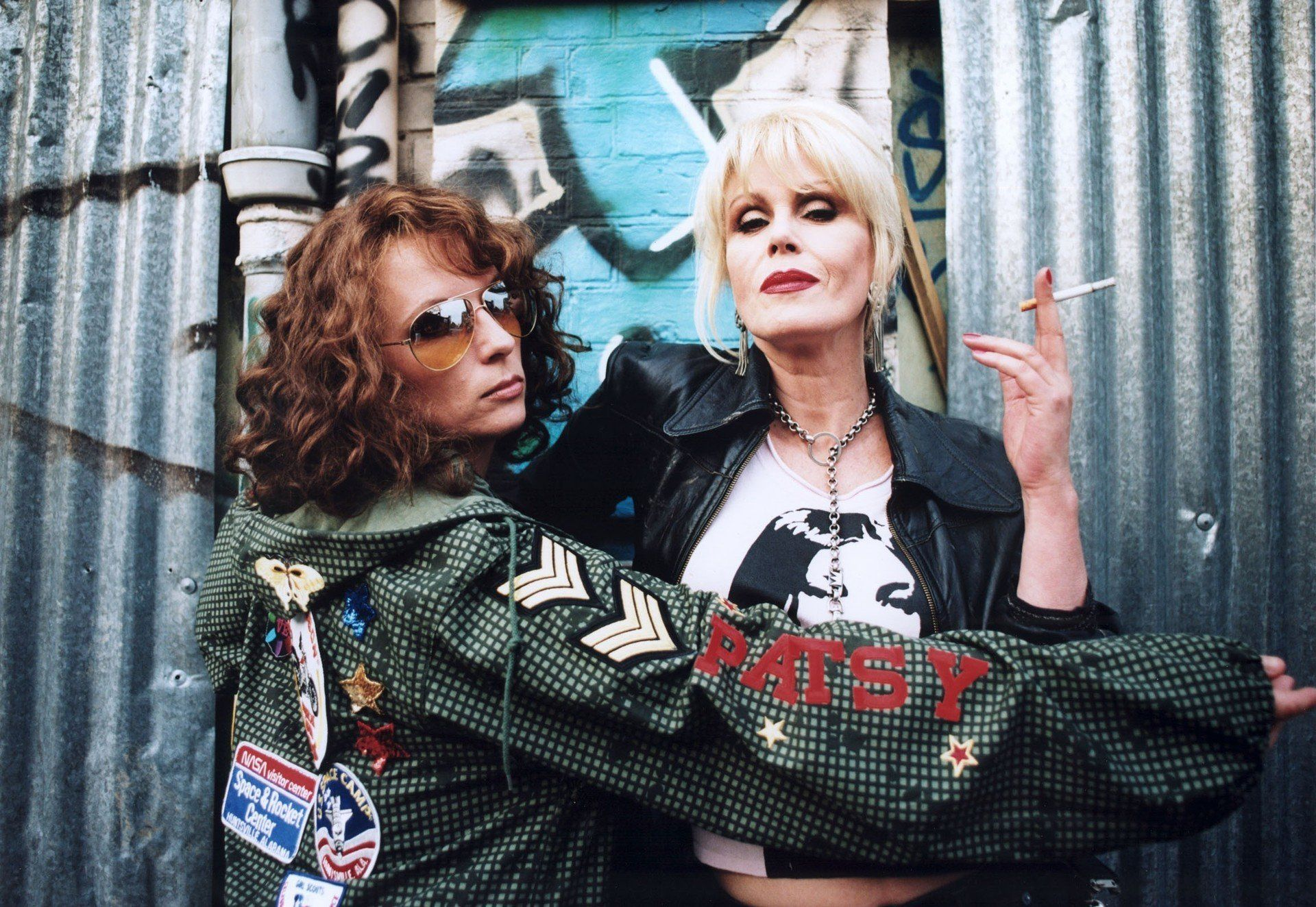 QUIZ: Can You Name The Minor 'Ab Fab'