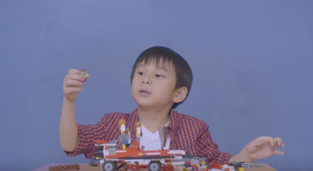 LEGO Encouraged This Working Dad To Spend More Time With His