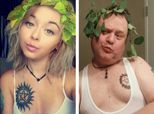 Hilarious Dad Trolls Daughter By Recreating Her 'Sexy' Selfies