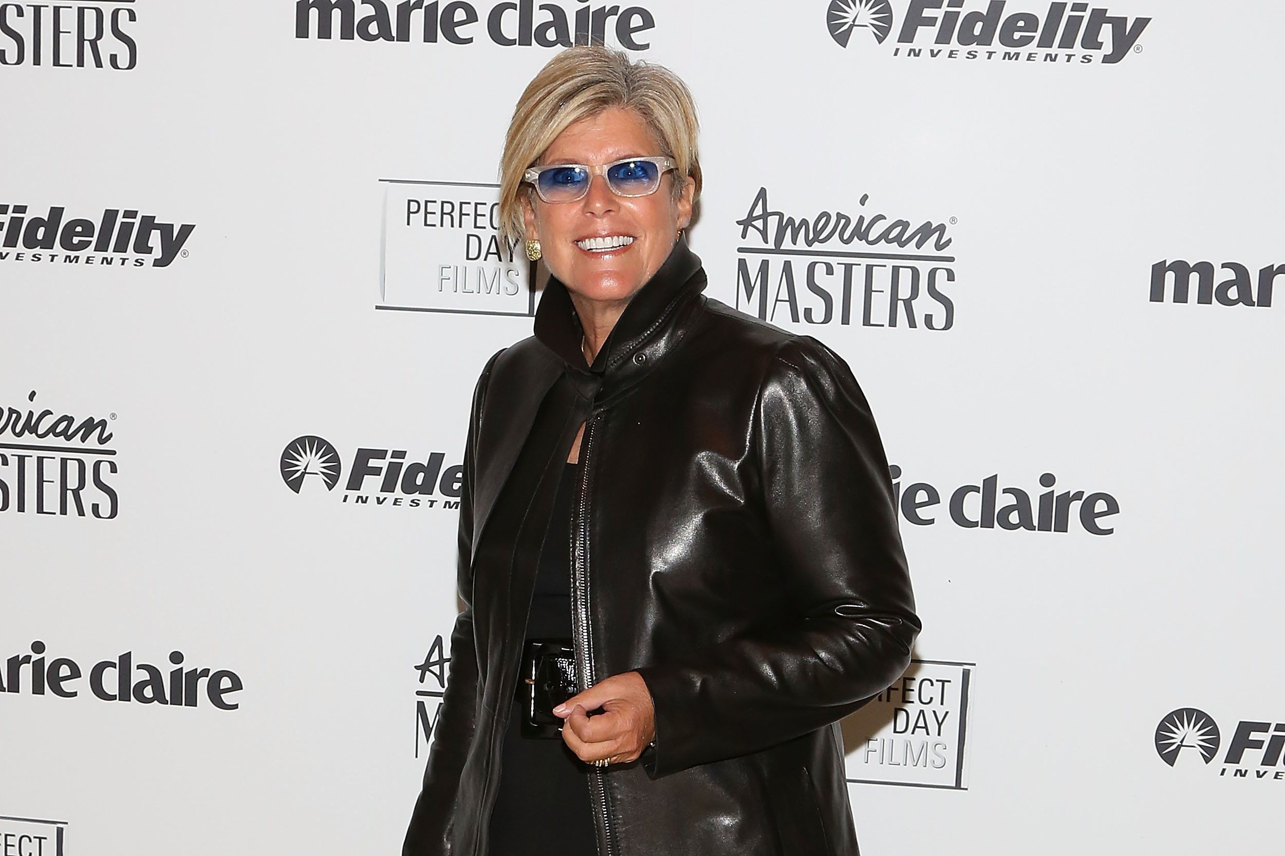 NEW YORK, NY - SEPTEMBER 21:  Suze Orman attends the premiere of 'American Masters: The Women's List' at Hearst Tower on September 21, 2015 in New York City.  (Photo by Taylor Hill/FilmMagic)