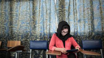 Kabul, Afghanistan, March 2016 