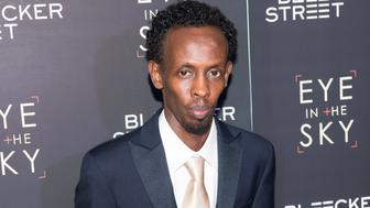 NEW YORK, NY - MARCH 09:  Actor Barkhad Abdi attends the 'Eye In The Sky' New York premiere at AMC Loews Lincoln Square 13 theater on March 9, 2016 in New York City.  (Photo by Noam Galai/Getty Images)