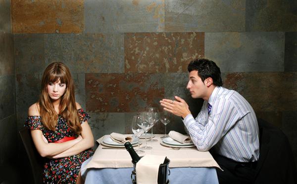 Dating a boring woman