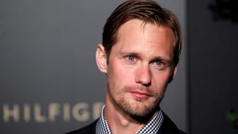 Actor Alexander Skarsgard arrives at the The Hollywood Reporter Academy Awards nominee party in Los Angeles February 24, 2011. REUTERS/Lucas Jackson (UNITED STATES - Tags: ENTERTAINMENT)