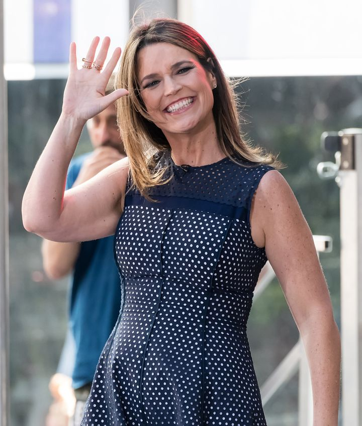 "Savannah Guthrie of the ""Today"" show will not travel to Rio de Janeiro to cover the Olympics in August."