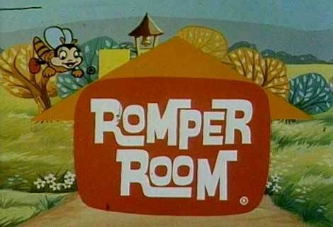 "A screen grab from the television series ""Romper Room.""  The show was first produced in the United States, and later lic"