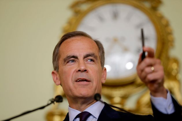 The FTSE 100 Index surged to its highest level for nearly a year as Bank of England boss Mark Carney signalled...