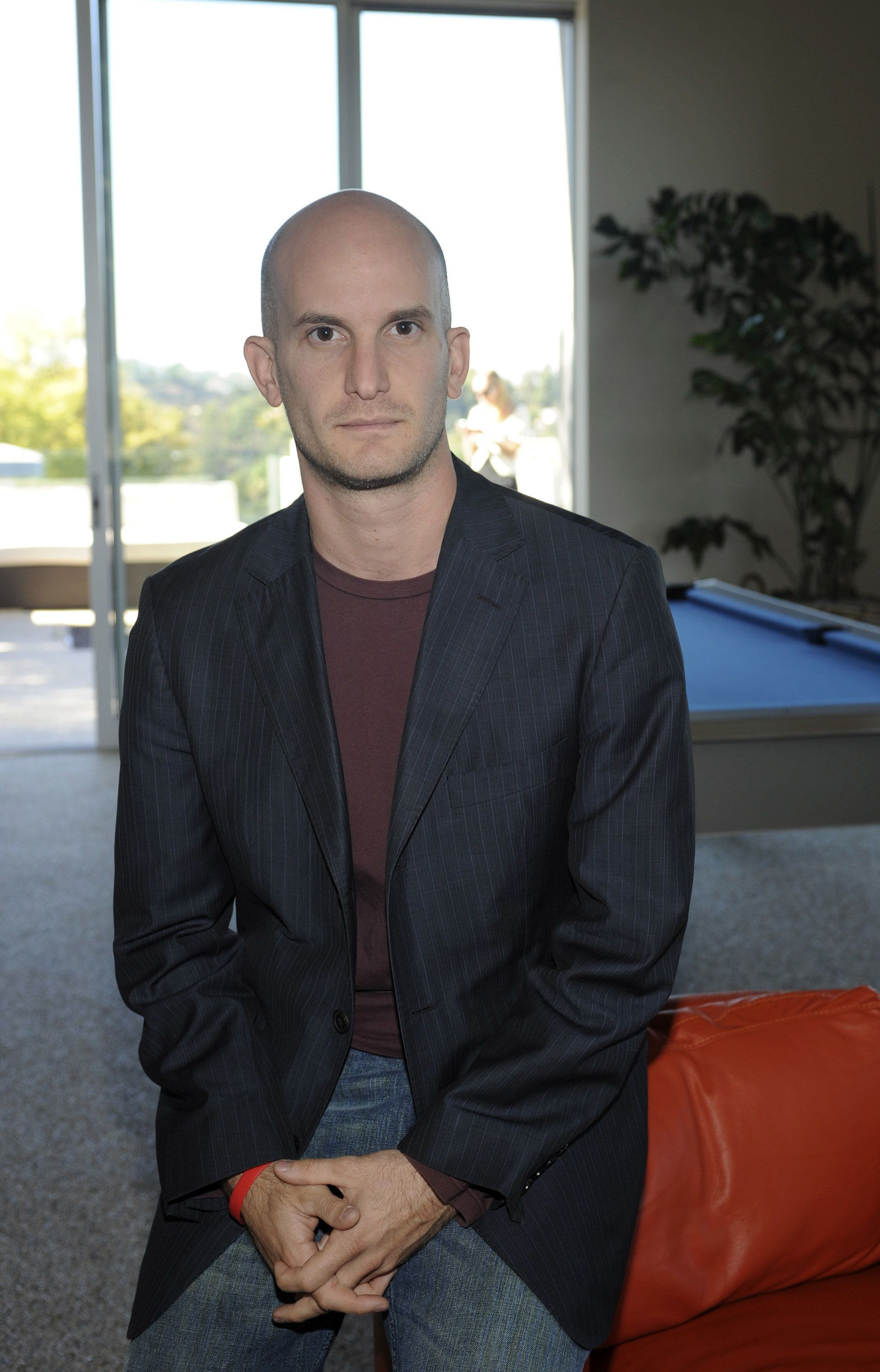 Leon Logothetis attends the launch of PURE at Private Estate on November 6, 2008 in Hollywood, California. (Photo by Stefanie Keenan/WireImage)